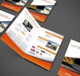 brochures plaquettes